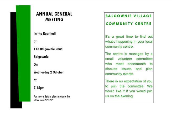 BVCC Invite 2013