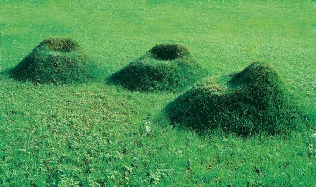 grass chairs